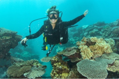 Diving in Exmouth WA